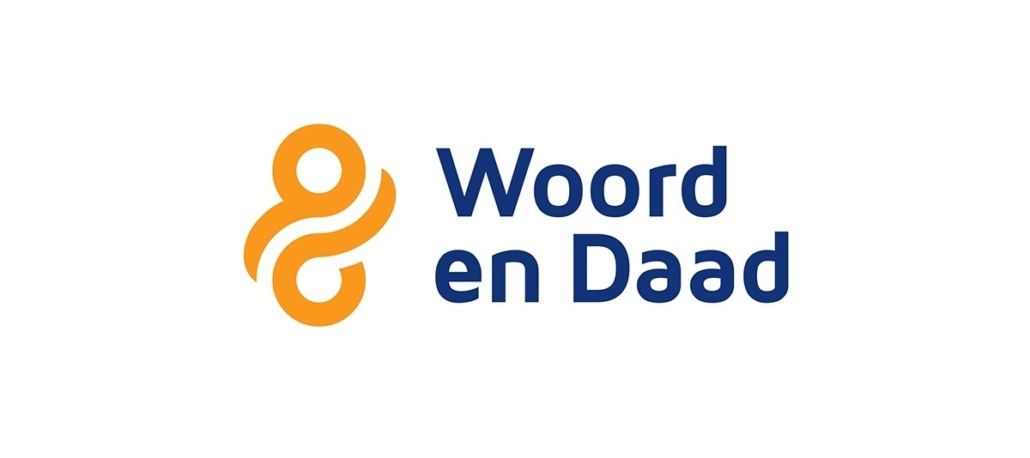Woord en daad nieuw logo