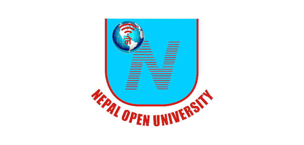 Nepal open university nou logo sas