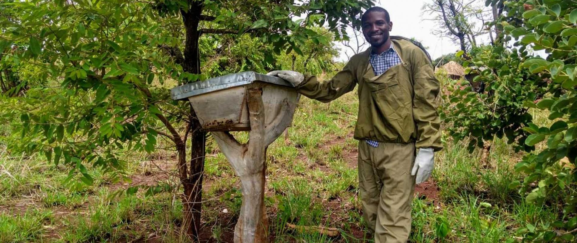 Adp, abim frank (beekeeper trainer)