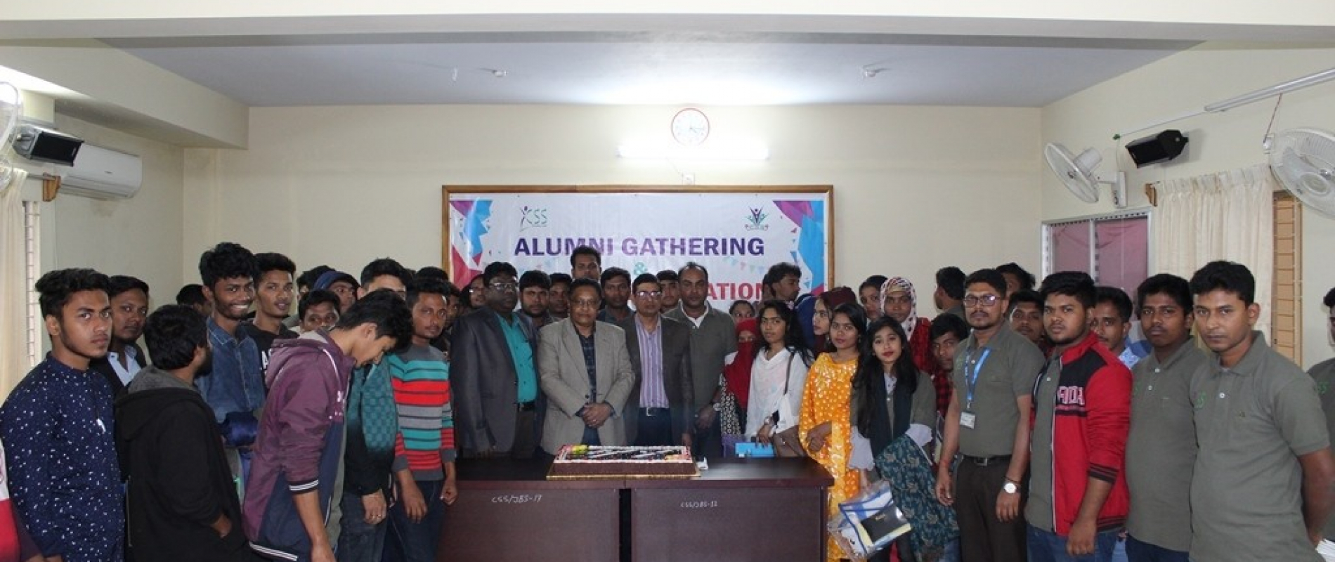 Alumni gathering & jbs day celebration 2019