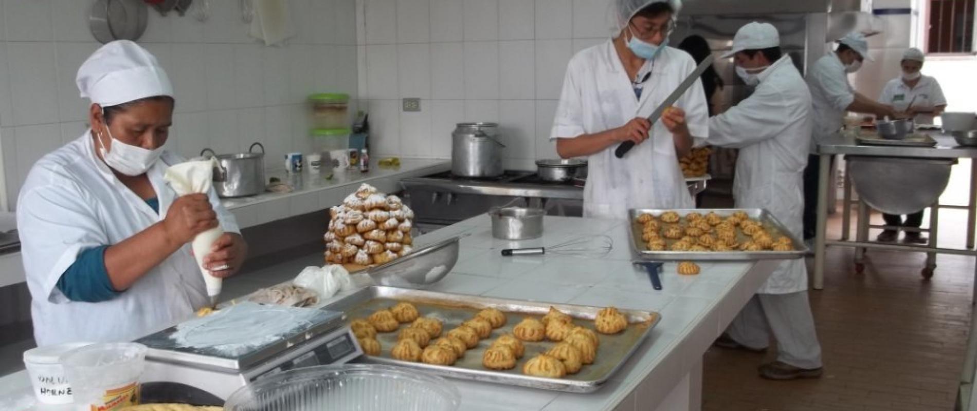 Bakery practice