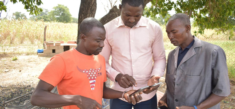 Duurzaam digitaal boeren