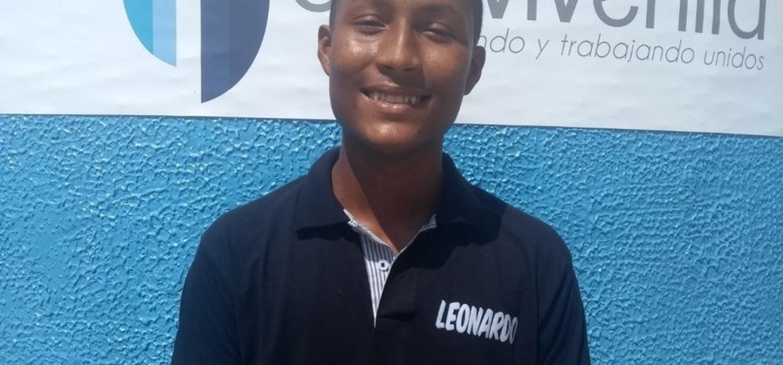 Leonardo 11° conviventia cartagena school 2 2018