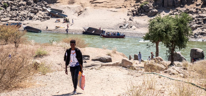 Refugee settlement sudan 23