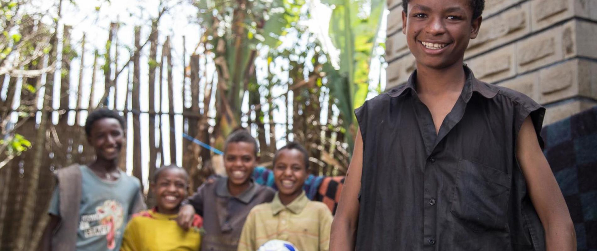 Retrak ethiopië