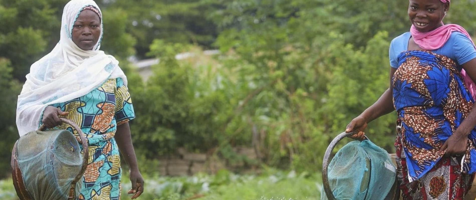 Waterondernemers in benin 23